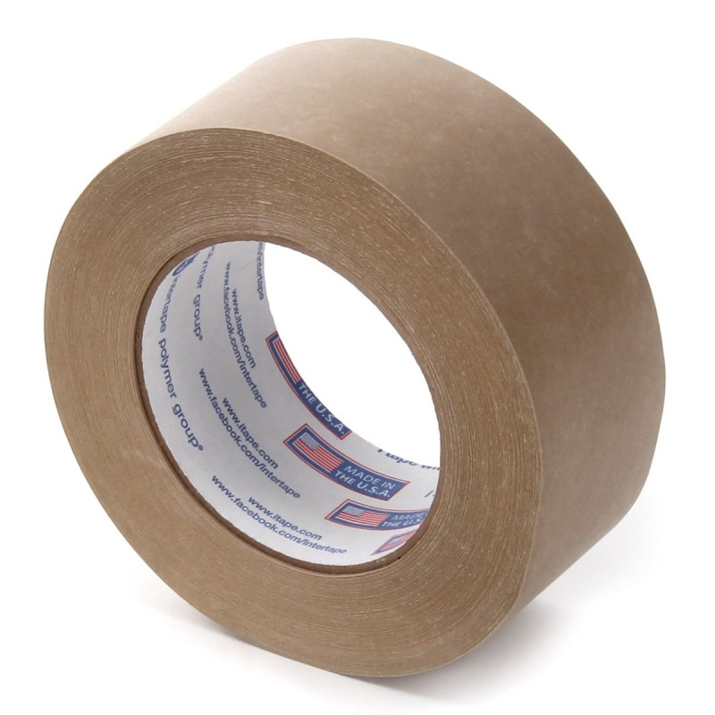 Flatback Paper Tape - 48 mm x 55 mm (24/cs)