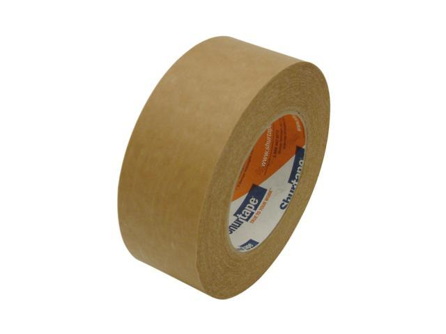 Flatback Paper Tape - Packaging Grade - 72mm x 55m - Tan - 16/cs