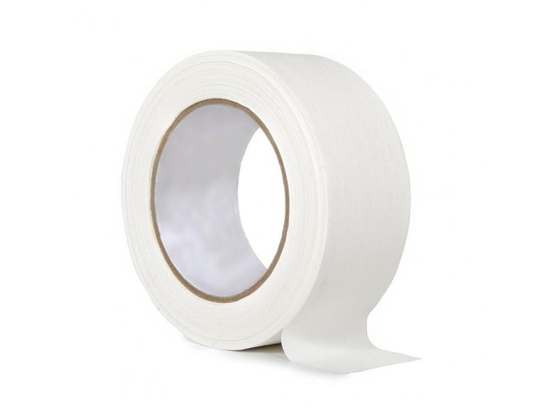 PVC Tape - 48mm x 66m - White - 36/cs