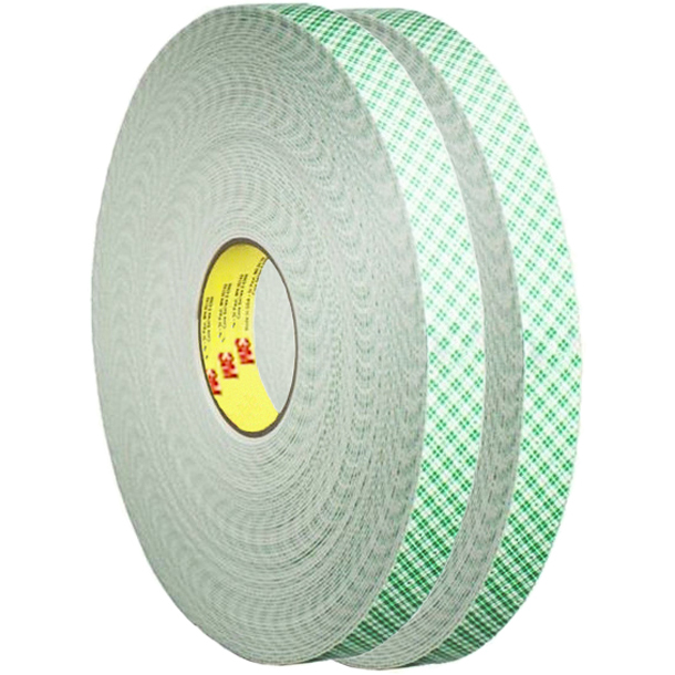Double Sided Foam Tape, 3M, 18 mm x 108'