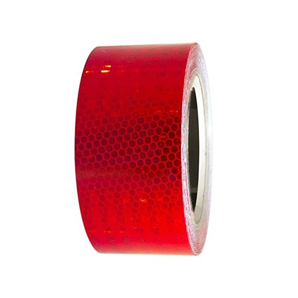"Reflective Tape, Red, 2"" x 30'"
