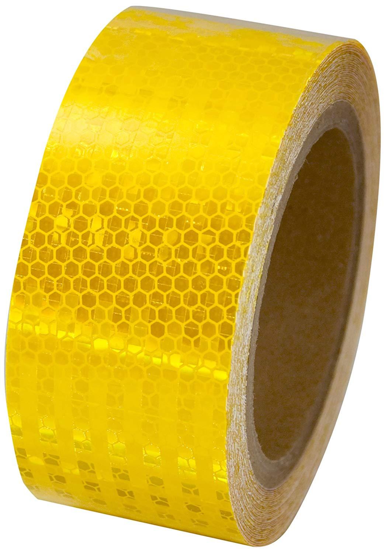 Reflective Tape - Yellow - 2 x 30'