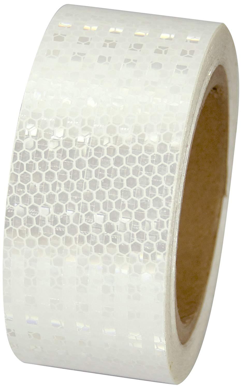 Reflective Tape - White Superbrite - 2 x 30'