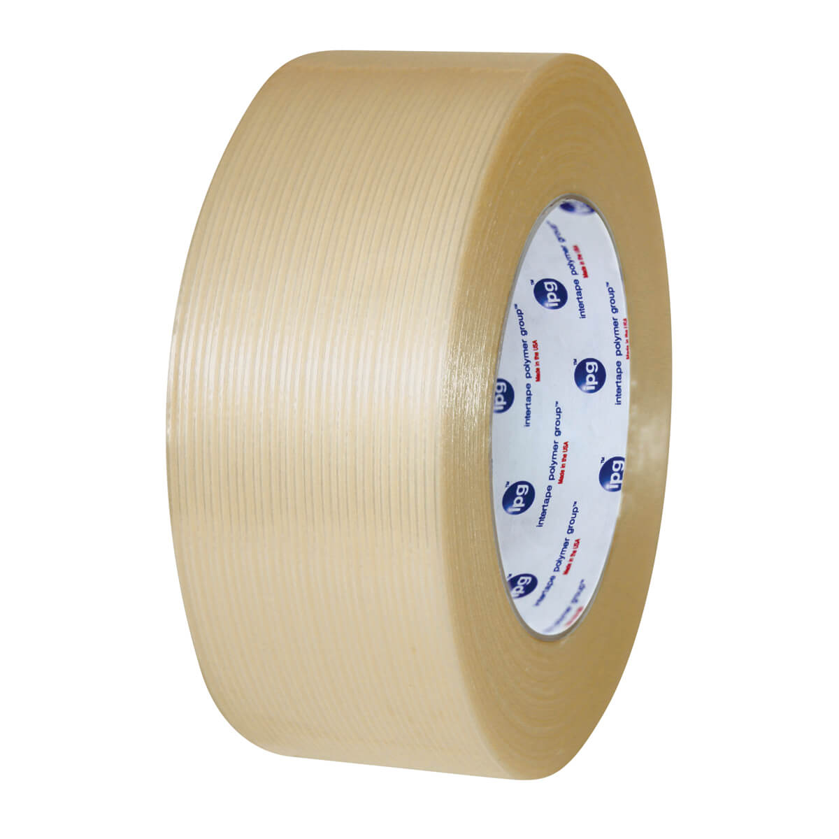 "Strapping Tape - Natural - 1/2 ""x 60 yards (144/cs)"