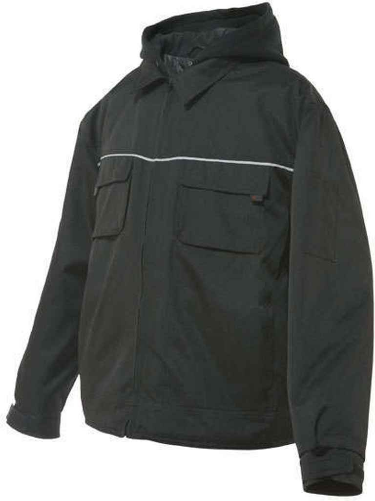 Tough Duck Poly Oxford Hooded Jacket - 2761