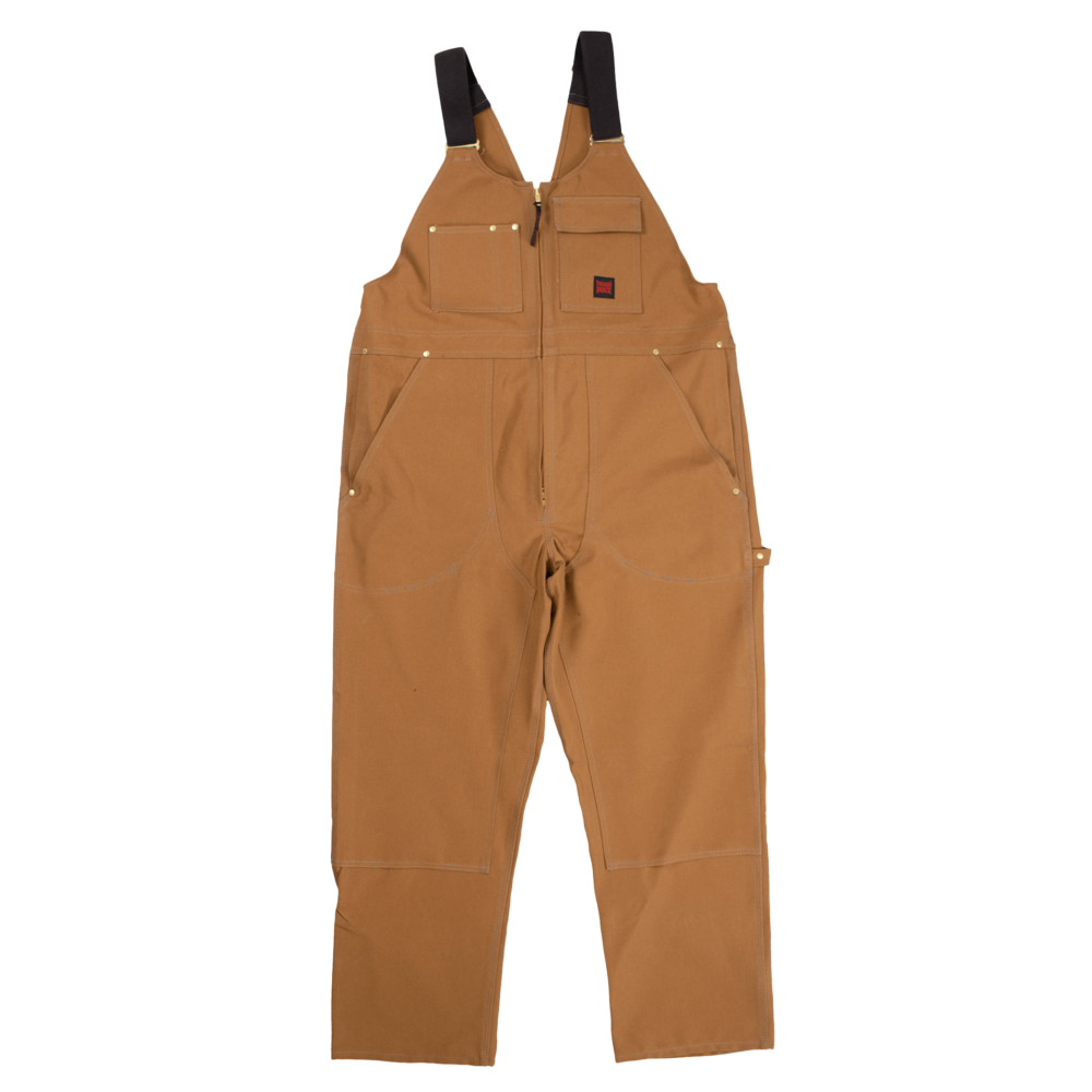Tough Duck Unlined Bib Overall -7637