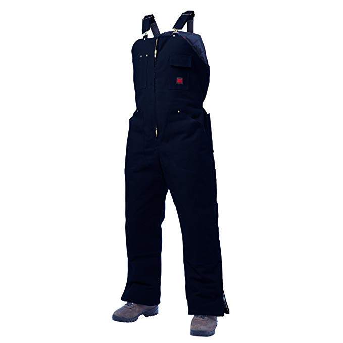 Tough Duck Washed Lined Bib Overall - 75371B