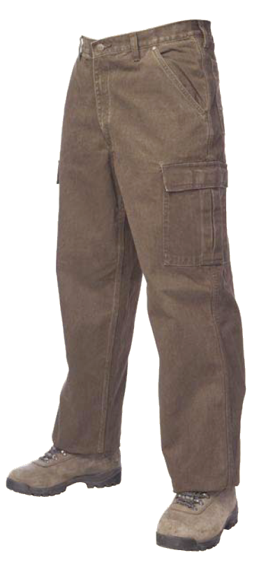 Tough Duck Washed Cargo Work Pant - 60501B