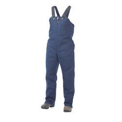 Work King Deluxe Lined Bib Overall - 7940