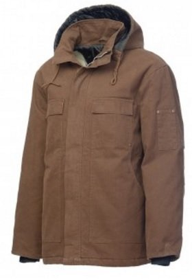 Work King Washed Duck Parka - 5389