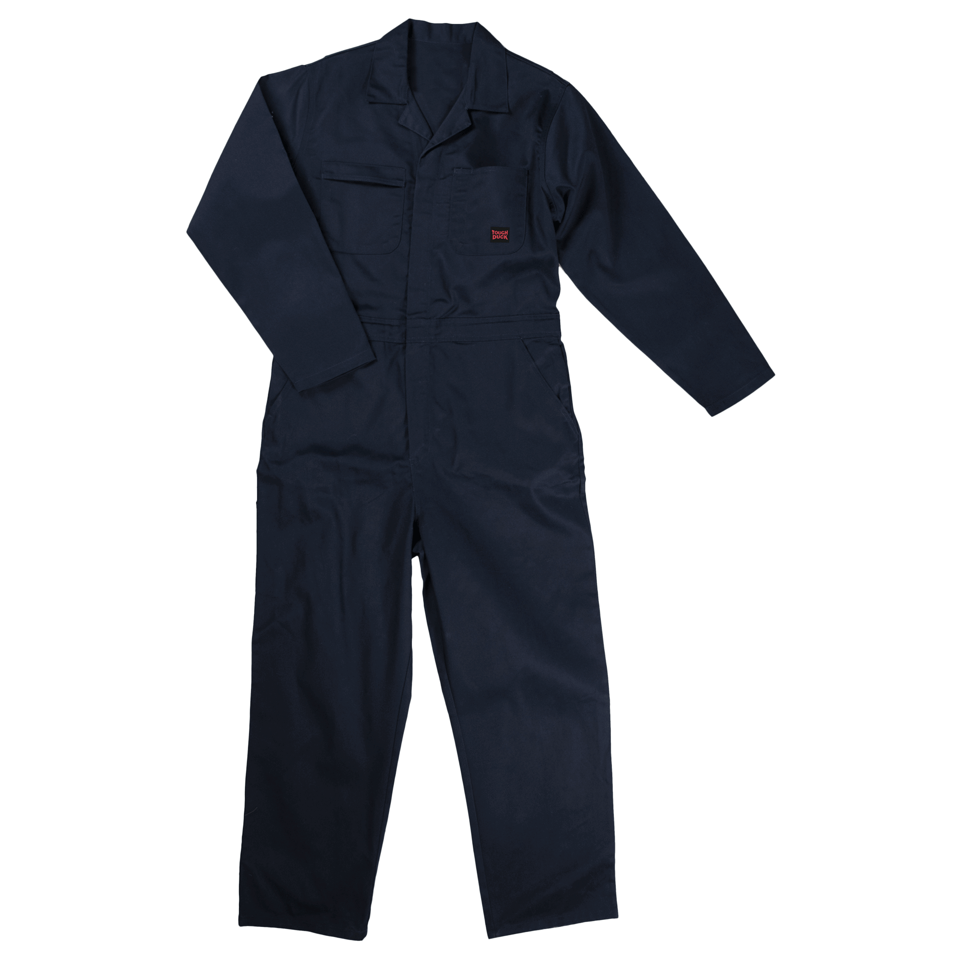 Work King Unlined Long Sleeve Coverall - i063