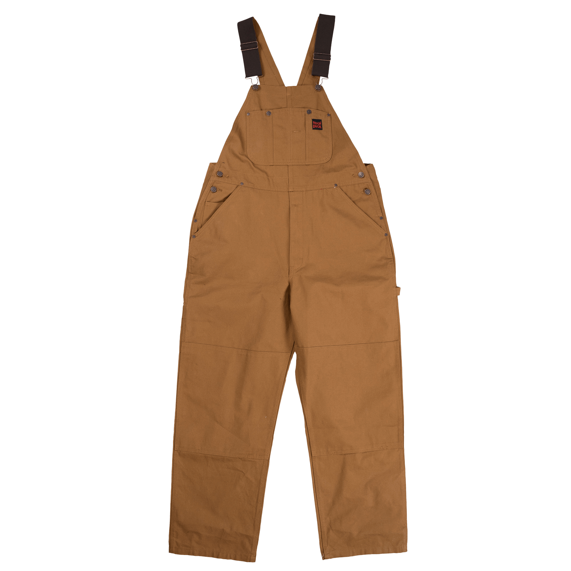 Work King Duck Unlined Bib Overall - i198