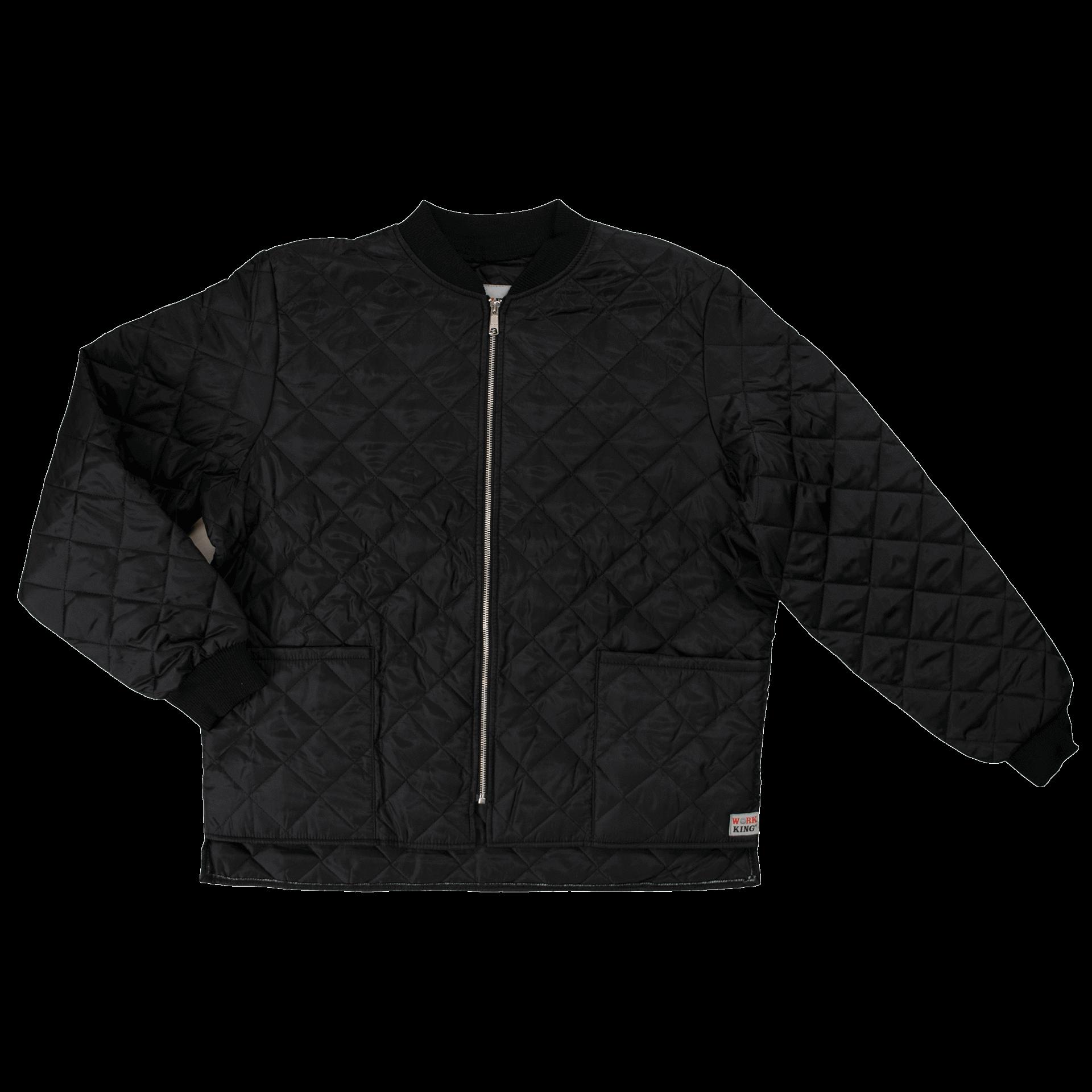 Work King Quilted Freezer Jacket - i7X9