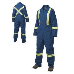 Tough Duck Hi-Vis Unlined Coverall - F7740