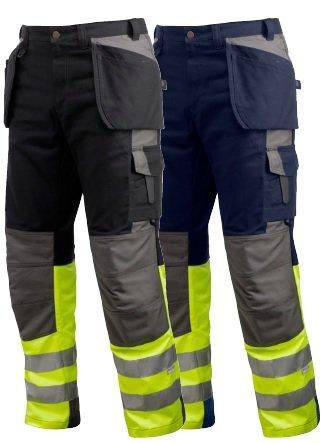 "ProGen Full Weight Multi Pocket Vis"" Protector Pants - 6522"""