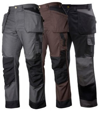 ProGen Mid Weight Reinforced Protector Pants - 5513