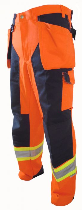 ProGen Hi-Viz Multi Pocket Pants-6506