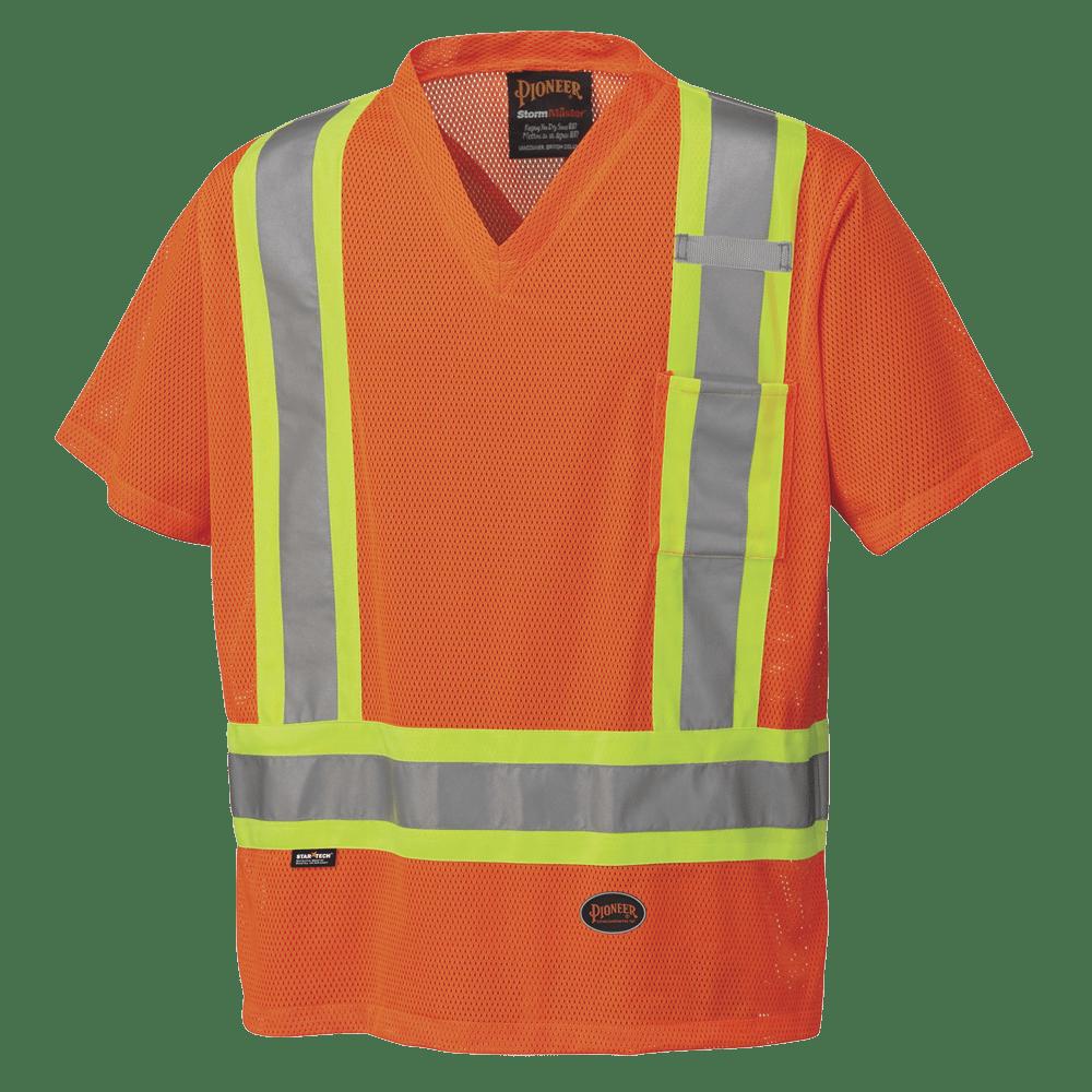 Pioneer Hi-Viz Traffic T-Shirt V1050350 - 5994