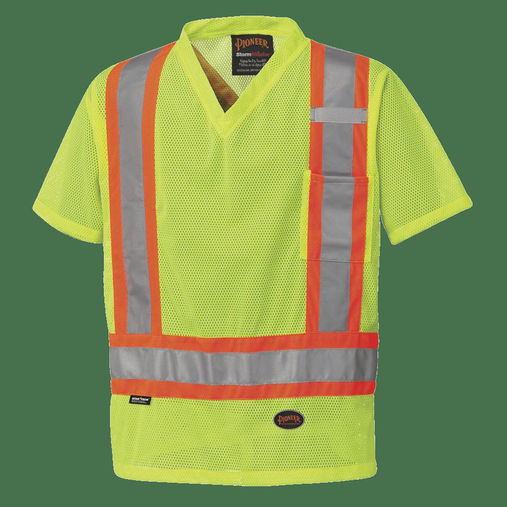 Pioneer Hi-Viz Traffic T-Shirt V1050360 - 5997