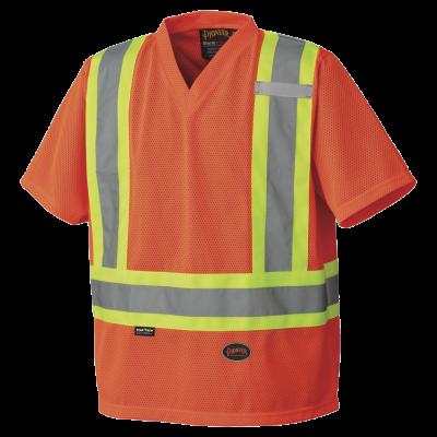 Pioneer Hi-Viz Traffic T-Shirt V1050150 - 5992