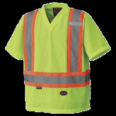 Pioneer Hi-Viz Traffic T-Shirt V1050260 - 5993