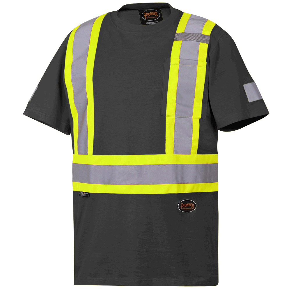 Pioneer Cotton Safety T-Shirt V1050570 - 6976