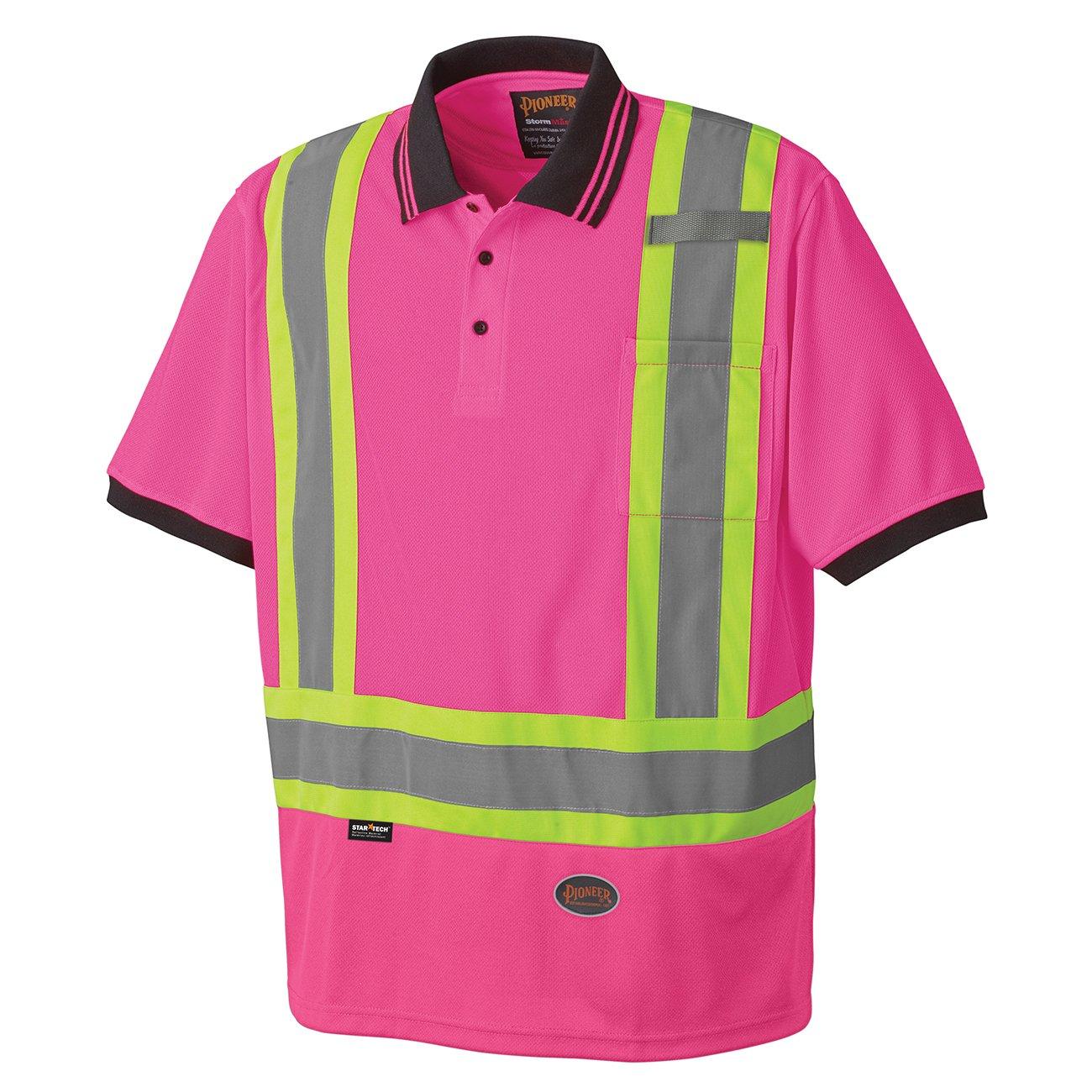 Pioneer Women's Birdseye Safety Shirt V1051510 - 6999