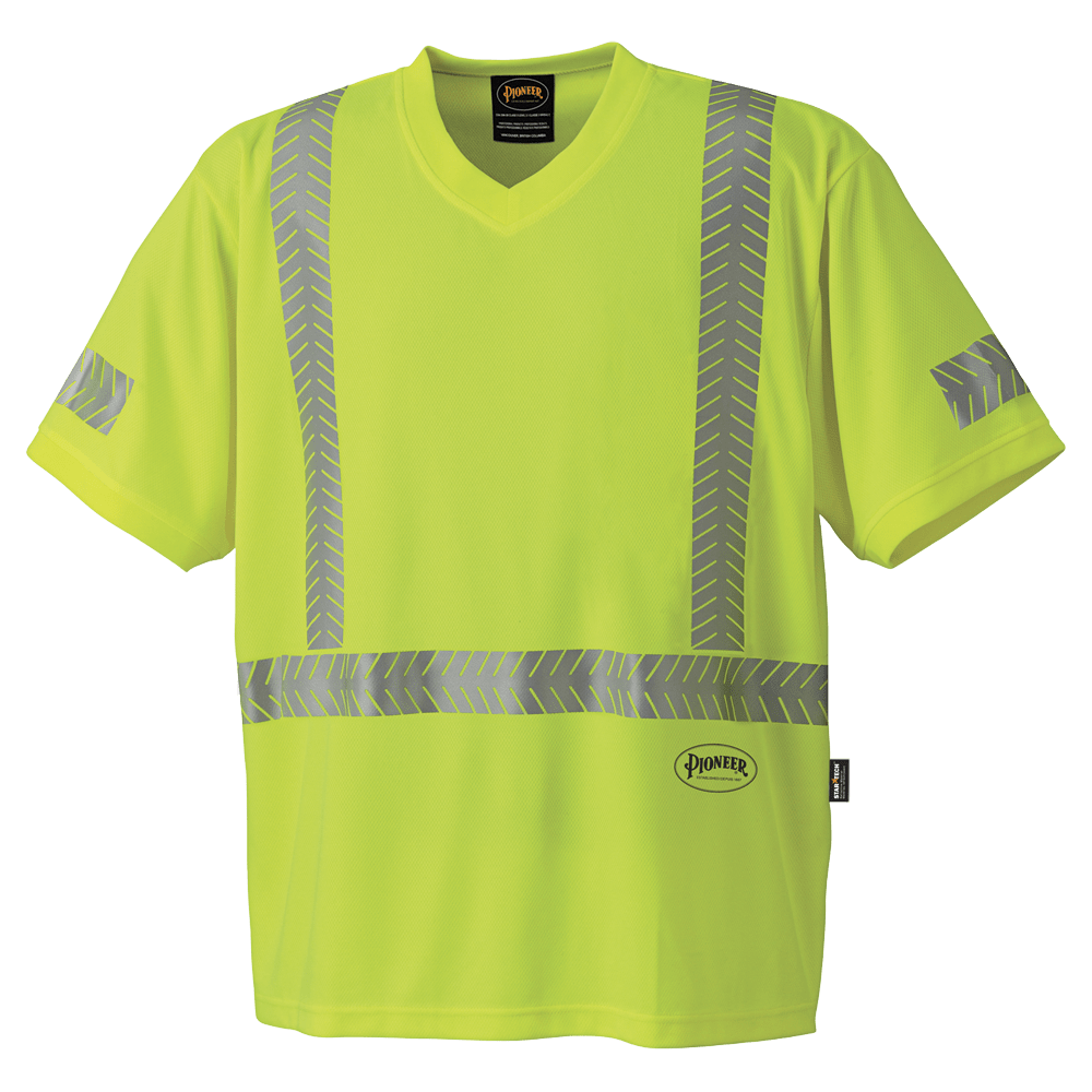 Pioneer Ultra-Cool Ultra-Breathable Safety T-Shirt V1052160