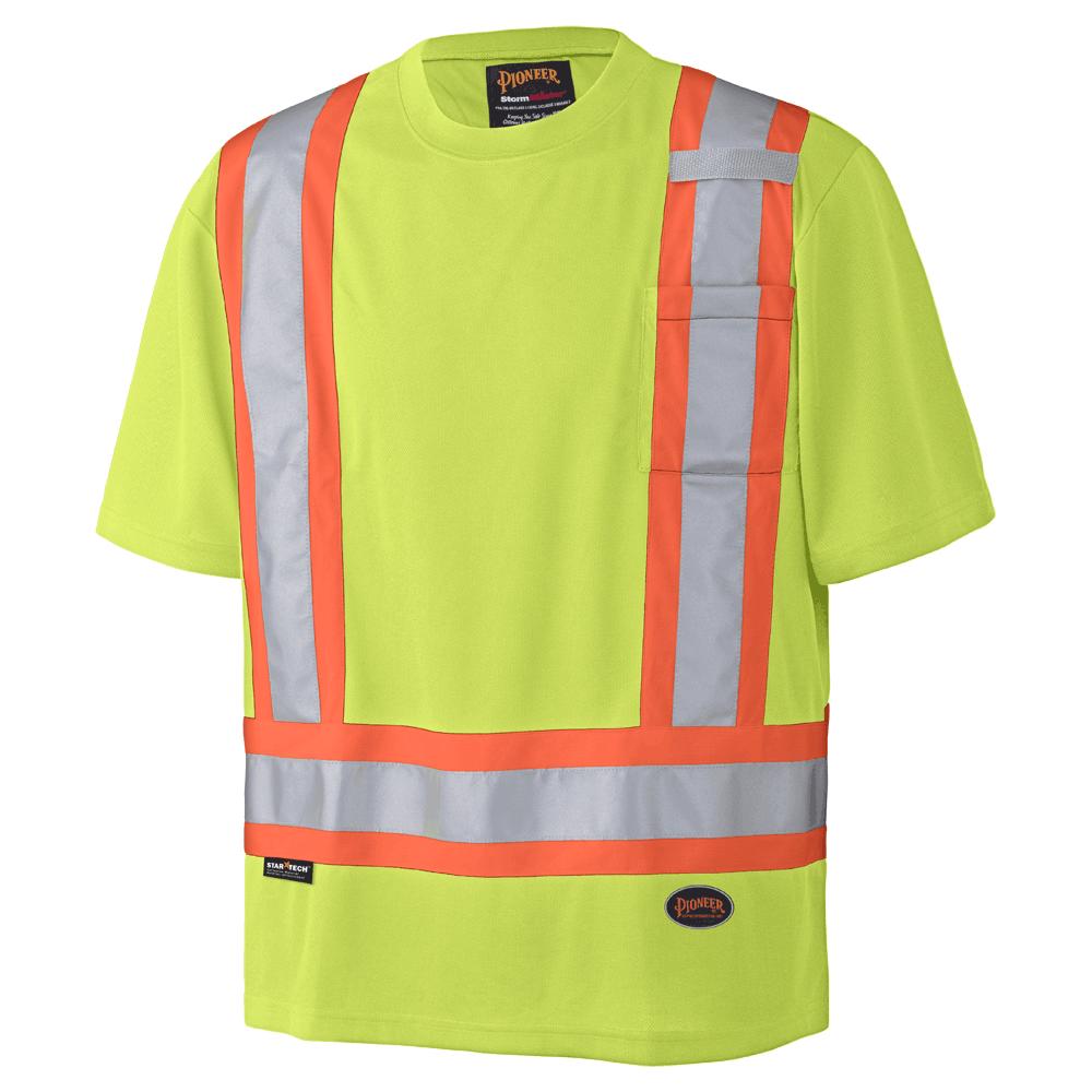 Pioneer Birdseye Safety T-Shirt V1051160 - 6991