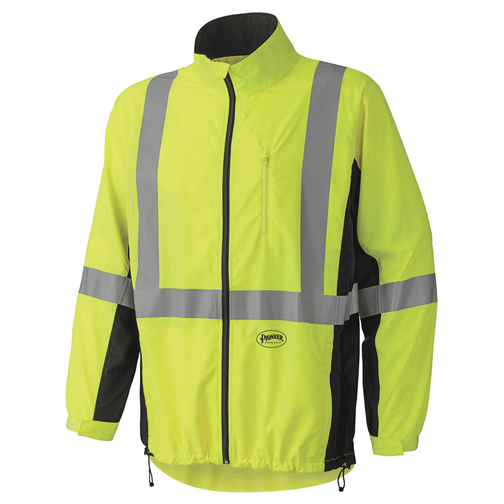 Pioneer Comfort Plus Safety Ultra Light Working-Biking Jacke