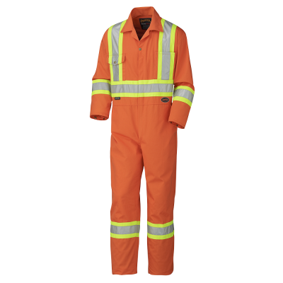 Pioneer Safety Polyester Cotton Coverall (Tall) V202051T
