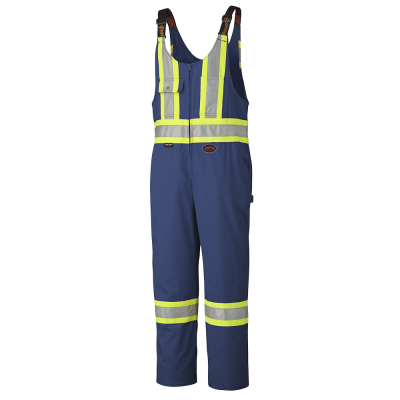 Pioneer Safety Polyester Cotton Overall V2030180 - 6615
