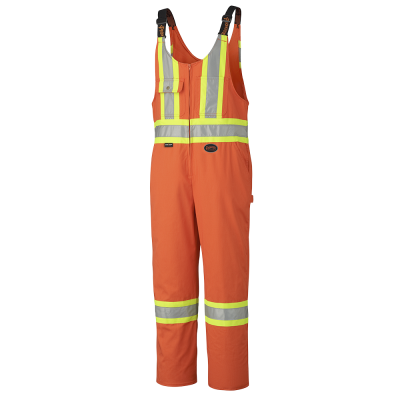 Pioneer Safety Polyester Cotton Overall V2030110 - 6617