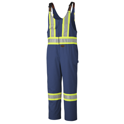 Pioneer Safety Polyester Cotton Overall (Tall) V203018T
