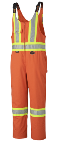 Pioneer Safety Polyester Cotton Overall (Tall) V203011T