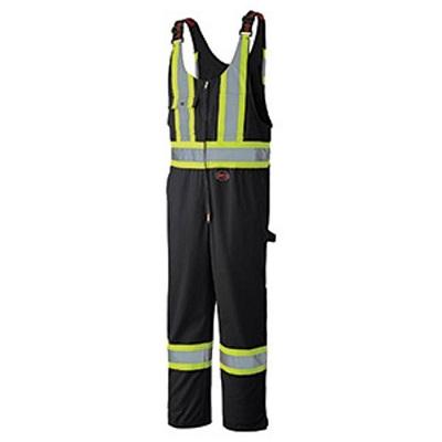 Pioneer Hi-Viz Safety Polyester Cotton Overall V1160270