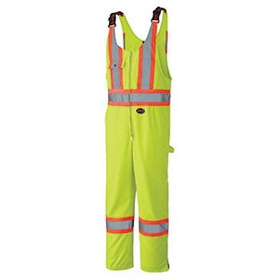 Pioneer Hi-Viz Safety Polyester Cotton Overall V1160260