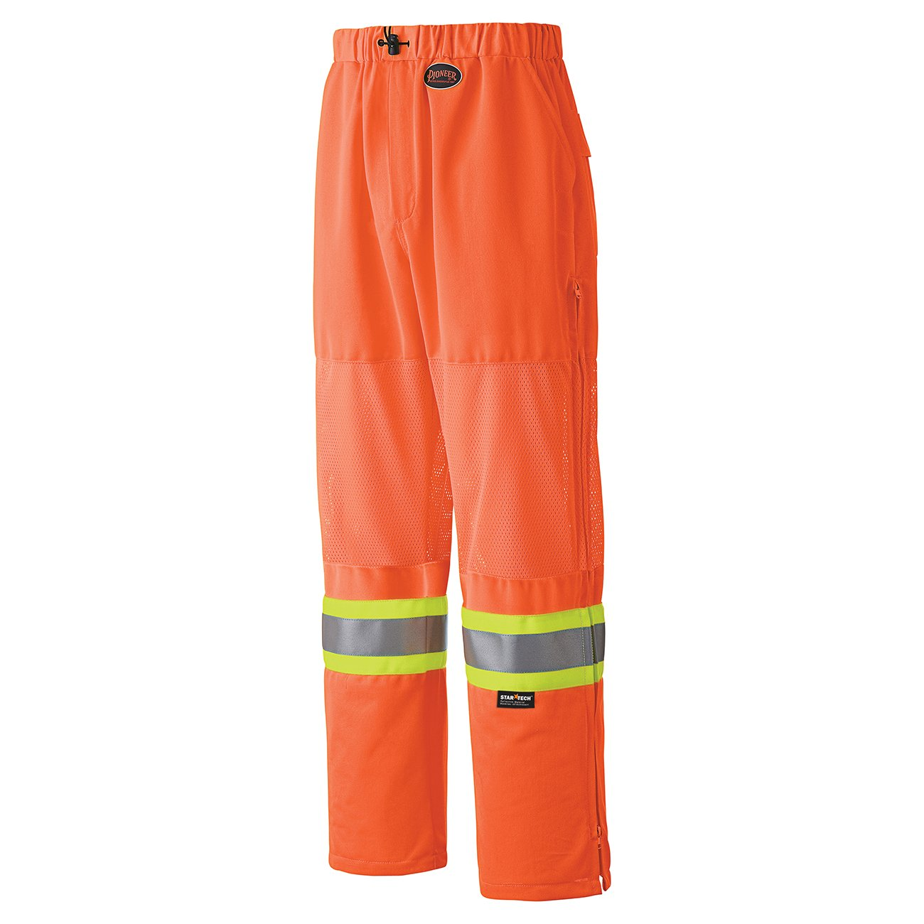 Pioneer Hi-Viz Traffic Safety Pant V1070350 - 6001P