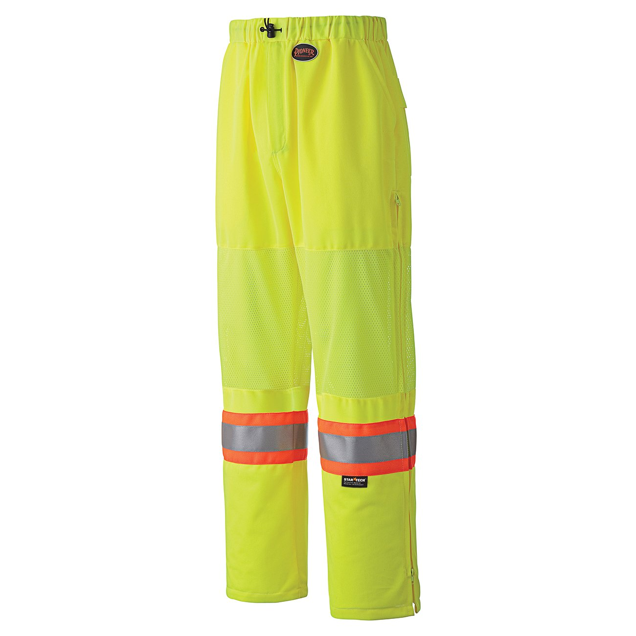 Pioneer Hi-Viz Traffic Safety Pant V1070360 - 5999P