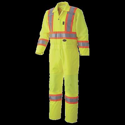 Pioneer Hi-Viz Traffic Safety Coverall V1070150 - 6001