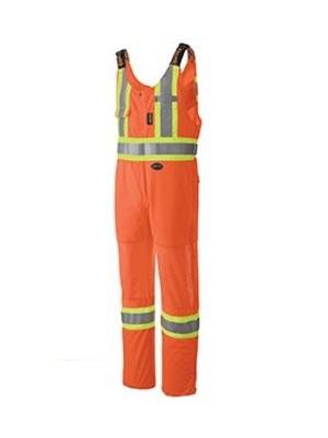 Pioneer Hi-Viz Traffic Safety Overall V1070450 - 6002
