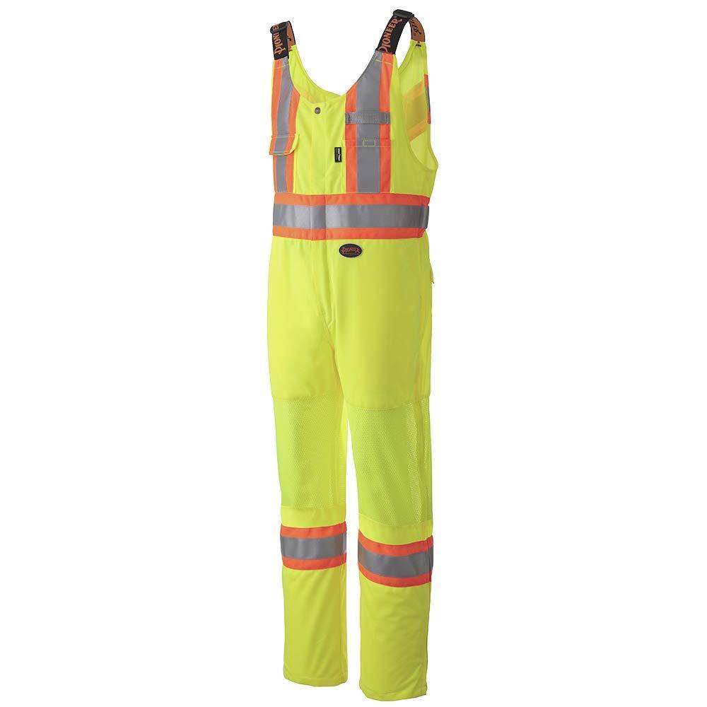 Pioneer Hi-Viz Traffic Safety Overall V1070460 - 6000