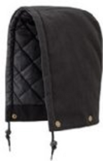 Pioneer Hood For Quilted Cotton Duck Safety Parka, Bomber