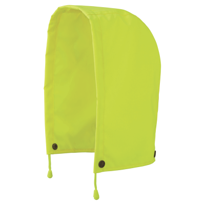 Pioneer Hi-Viz 300D Ripstop Waterproof Safety Jacket Hood