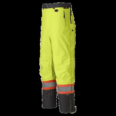 Pioneer Hi-Viz Waterproof-Breathable Premium Waist Pant