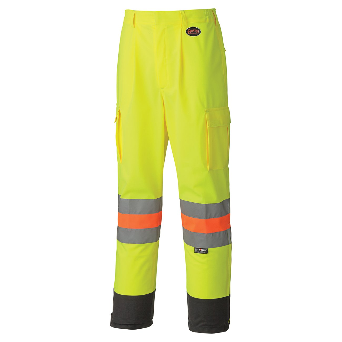 Pioneer Hi-Viz Breathable Traffic Control Safety Pant