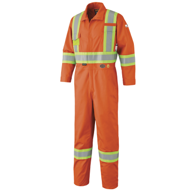 Pioneer FR-Tech FR Safety Coverall V2540150 - 7701