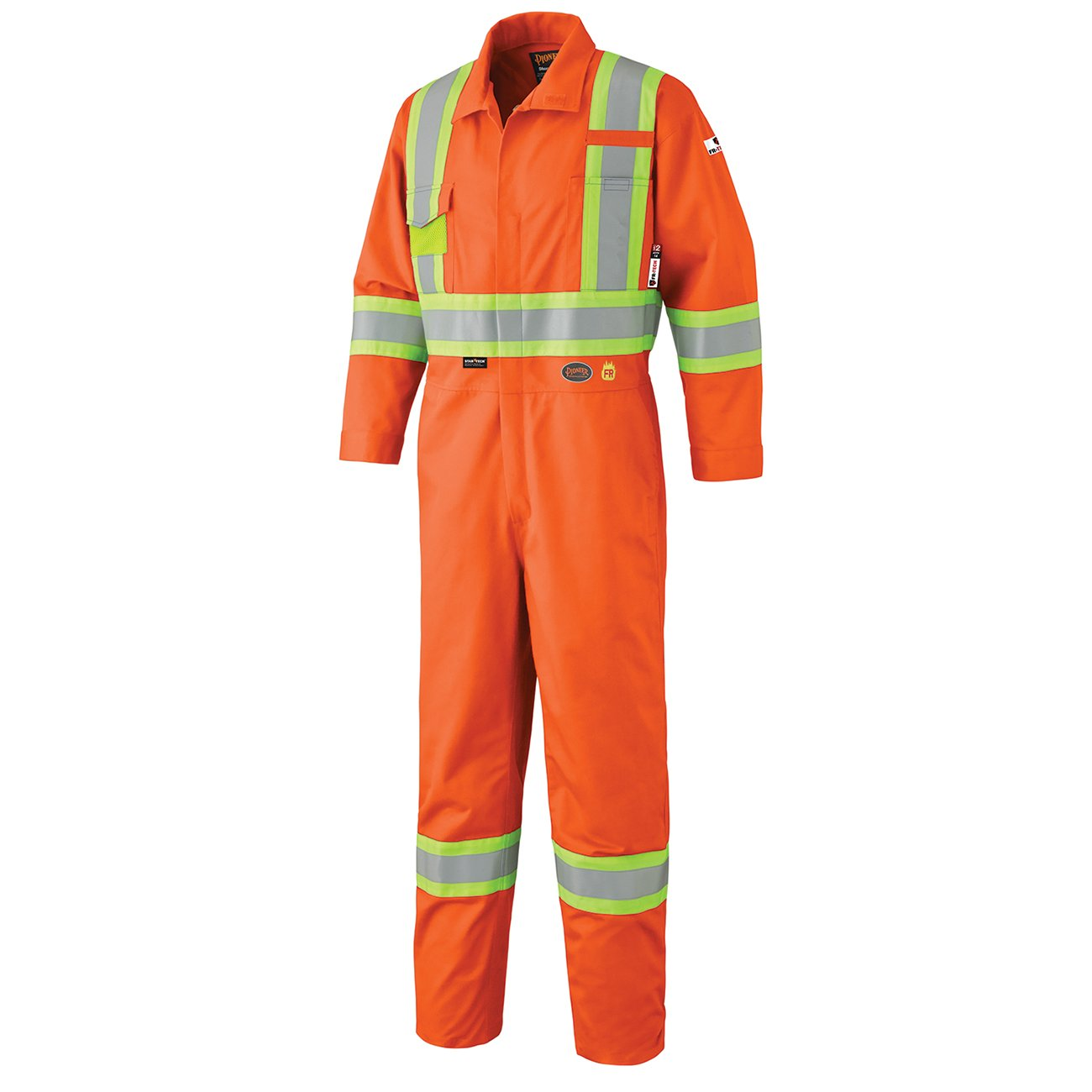 Pioneer FR-Tech FR Safety Coverall (Tall) V254018T - 7700T