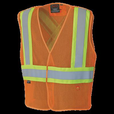 Pioneer Hi-Viz Flame Resistant Modacrylic Mesh Vest V2510750