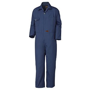 Pioneer Safety Polyester Cotton Coverall V2020380 - 515